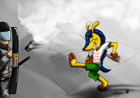Brazil : Cup 2014 by 170294