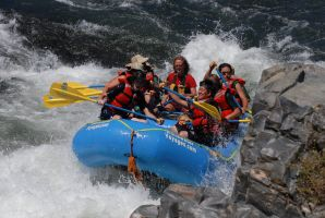 Rafting 3 by AceDecade