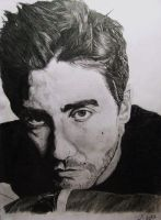 Jake Gyllenhaal portait by XxMondayMorningxX