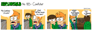 Eddsworld The Lost Comic by BillyBCreationz