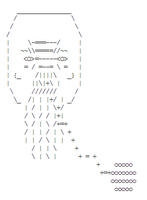 Ood Sigma- text art by MagicalMayhem7