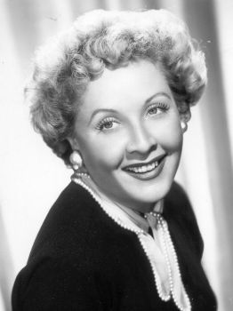 Vivian Vance by peterpulp