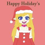 Happy Holidays by asktherealtoonzelda