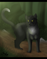 Ravenpaw by TheMoonfall