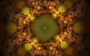 greenorange pattern by Andrea1981G