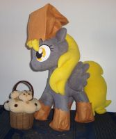 My Little Pony Derpy Hooves Halloween Version by GraphicPlanetDesign
