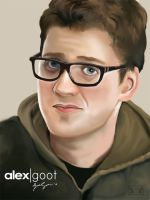 YOUTUBE: Alex Goot by IamLostAngel