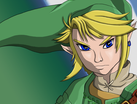 Link - For Chad by XTD3