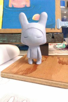 WIP | Little Sculpture II by Chris-Blue