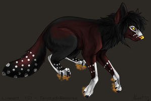 Scene Wolf Adoptable 10 - Closed by shineyadopts