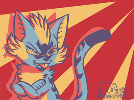 Palette Challenge- Exceed Bixlow by xAshleyMx