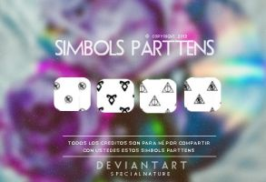Simbols Parttens by ocehansaqualise