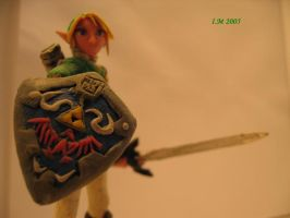 Link by Siege-Lightforce