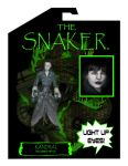The Snaker Kandral Action Figure by TRGART