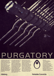 Mass Effect Purgatory Vintage Poster by Titch-IX
