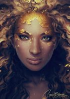 Stay Gold by Charlie-Bowater