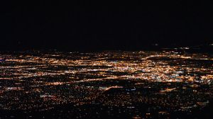 Albuquerque City Lights Never Looked So Bright... by NinjaAlchemist-Kioku