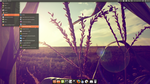 Ubuntu 11.10 gnome 3 fallback mode by Magog64