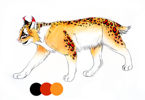 Lynx Design Auction CLOSED by Nalou