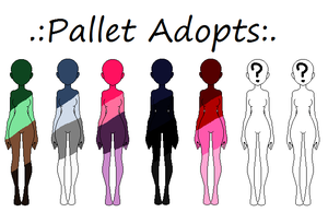.:Pallet Adopts:.SOLD by Kat-and-Raven-ADOPTS