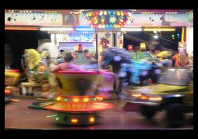 A ride on a merry-go-round by Brina83