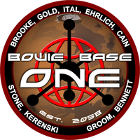 Bowie Base One Insignia by viperaviator