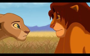 The Lion King by Esempy