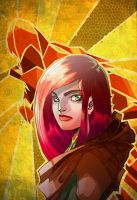 Hope Summers by bernce