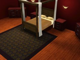 Bedroom pt 1 (Sims3) by TheLazyRulee