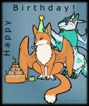 Happy Birthday Jungle by Ectoplasmic-Slug