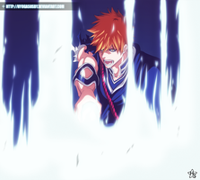 Bleach 474 Ban Kai by hyugasosby