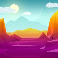 Valley of the Lasso tool by rickystinger88
