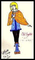 Fashion Designs -Old English- by kittykinetic
