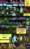 League of Legends Pokemon Mod by carlozs