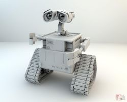 Wall-e by BoBdoni