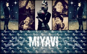 Miyavi Wallpaper by Me-The-Manga-Fan101