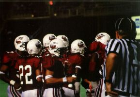 Temple Football 04 by Butch007