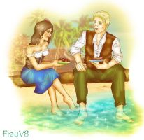 APH - Wurst Couple by FrauV8