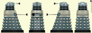 Mentor/Alliance Dalek by Librarian-bot