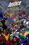 Young Justice On Three Worlds by theRedDeath888
