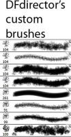 DF Custom Brushes by DFdirector