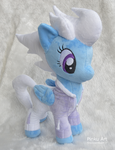 Fleetfoot plush by PinkuArt