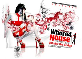 WHORE4HOUSE3 by BLACC360