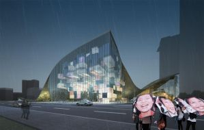 SZ Youth Center R2 Render 3 by Wittermark
