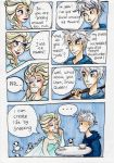 Jack and Elsa: The Date by My-Anne