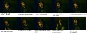 PewDiePie Siren: blood curse episode 1 FaceComp by wazzalord3