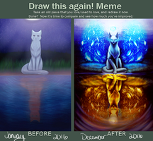 || 2016 Improvement Challenge || by TabbyCat0066