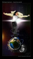 Michael Jackson-heal the word by Radeon6700