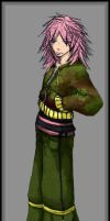 Marluxia casual wear 1 by Deliriouswisdom