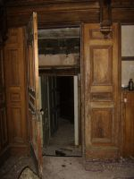 Abandonded house 1- stock by 6lell9-stock